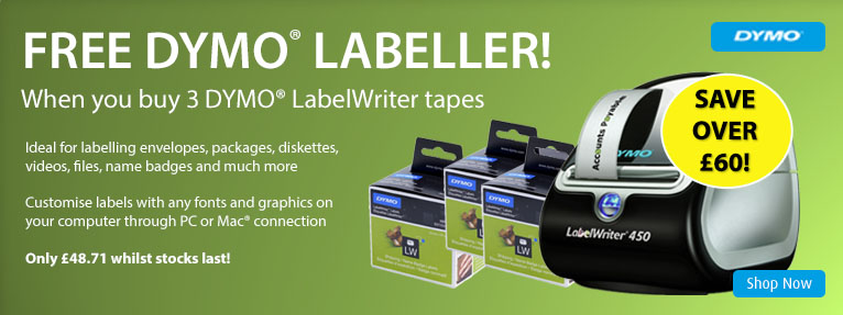 DYMO, Labeller, Label Machine