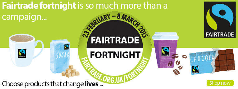 Fairtrade, Tea, Coffee, Chocolate, Sugar