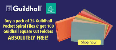 Guildhall, Folders, Filing