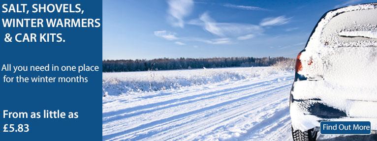 Winter, Winter Driving, Winter Car Kit
