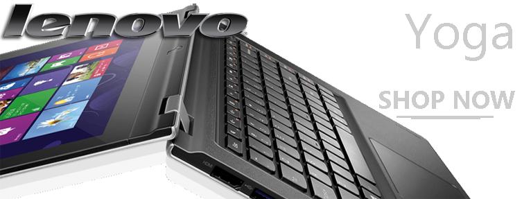 Buy the latest Lenovo Yoga Tablet/Ultrabooks